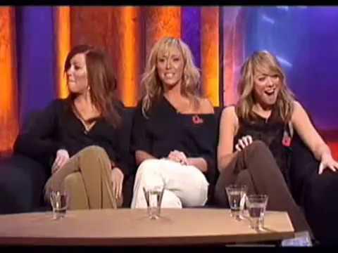 Atomic Kitten : Interview (The Frank Skinner Show 2002)