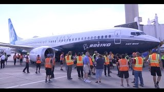 Testing the MAX: Boeing and Southwest Airlines Put The 737 MAX Through its Paces