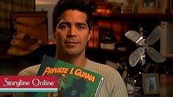 Private I. Guana read by Esai Morales