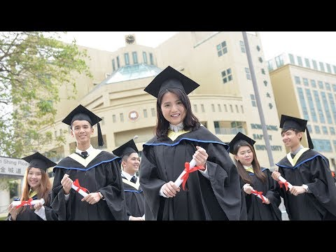 浸大國際學院「2+2」無縫銜接升學 四年完成浸大榮譽學士學位 - YouTube