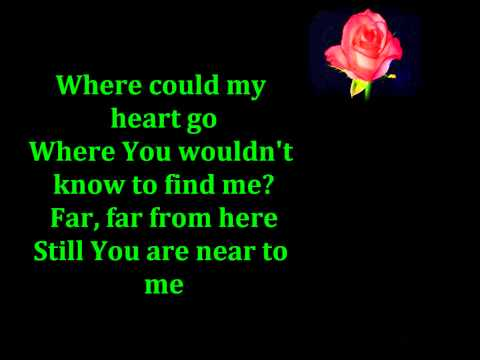 Amy Grant - Everywhere I Go Lyrics