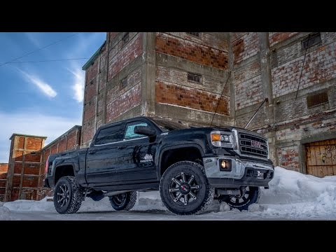 Gmc Special Edition Trucks >> 2015 GMC Sierra 1500 Rocky Ridge Alpine Edition - YouTube