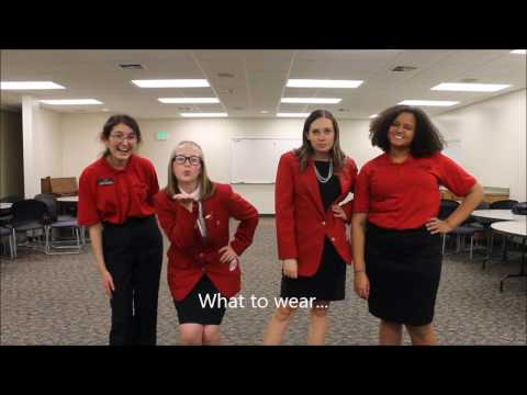 FCCLA Dress Code