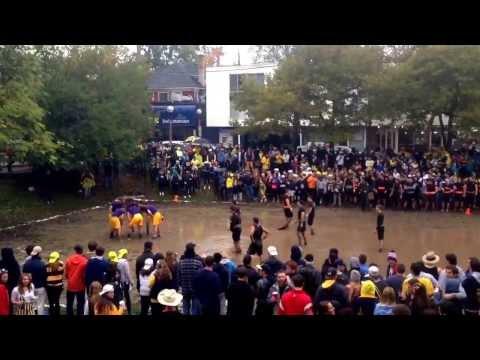 2013 Michigan Mud Bowl - Opening Score SAE vs. Phi Si