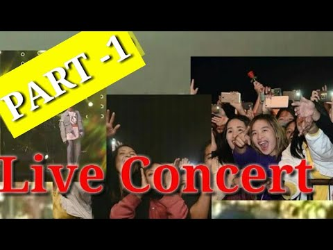 M.O.N.T live Concert at Dimapur, Nagaland|kpop in Nagaland,India