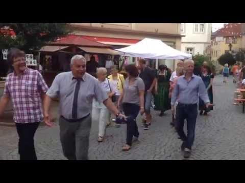 Weinfest Gerolzhofen 2015 - der Sonntag