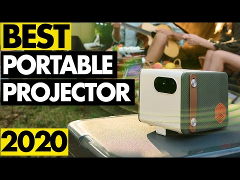 5 Best Portable Projectors in 2020