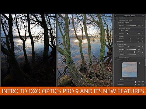Intro to DXO Optics Pro 9 Photo-Editing Software