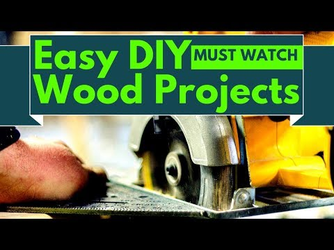 Diy Wood Projects For Beginners | Easy Diy Wood Projects For Beginners | Wood Projects Diy