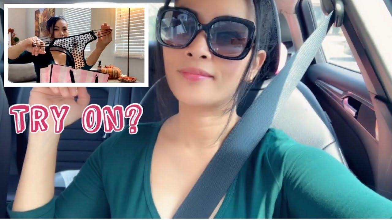 VS PANTY HAUL  |  FIRST TIME NAG MALL DURING PANDEMIC (Tagalog vlog)