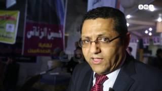 رصد | تعليق خالد البلشي عضو نقابة الصحفيين عقب جلسة الحكم على النقيب اليوم