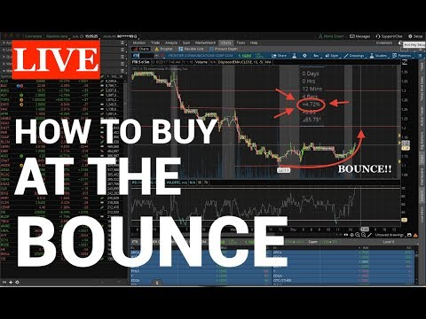 Live Trading | How To Make A Profit Trading Stocks