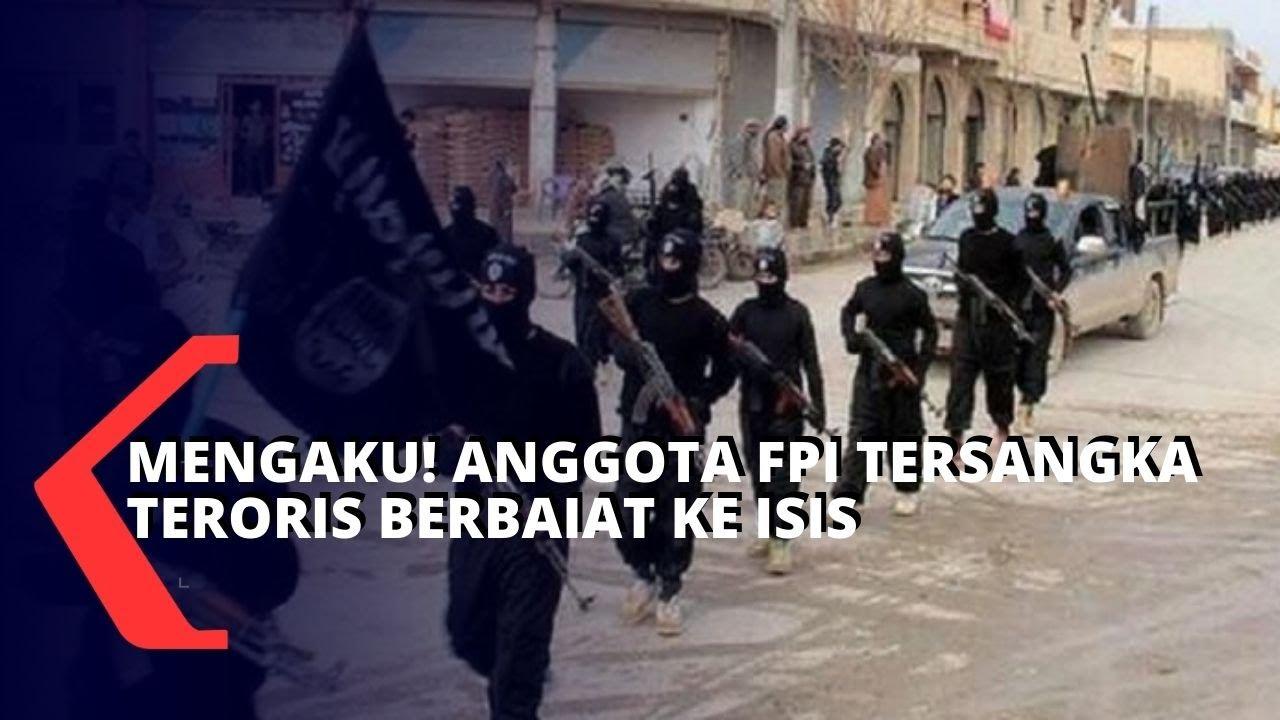 Download Terungkap! Anggota FPI Tersangka Teroris Akui Berbaiat ke ISIS