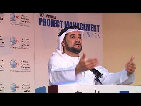 Dr. Rashid Alleem at 10th Annual Project Management Congress