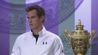 'Satisfied' Murray motivated for more slam success