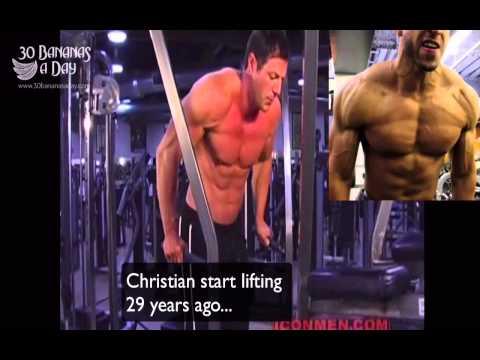 CT Fletcher On Steroids Or Full Natty Brah?