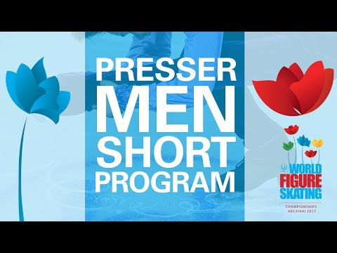 Men Short Program Press Conference