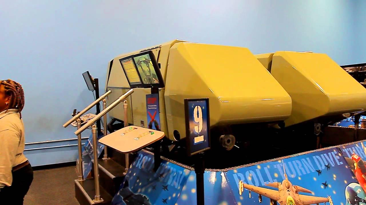 space shuttle simulator ride - photo #34