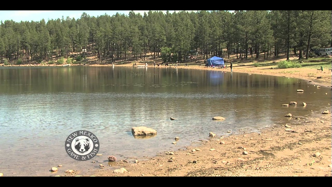 National get outdoors day at morphy lake state park youtube for New mexico game and fish login