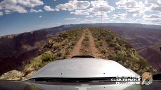 EXTREME GoPRO footage from the Edge of the Grand Canyon: FroKnowsPhoto BTS