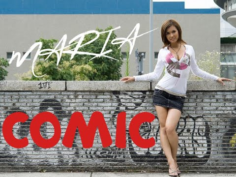 MARIA OZAWA by COMIC RELIEF