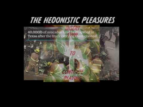 The Hedonistic Pleasures - (AVO LYRIC VIDEO) Brunswick's Child