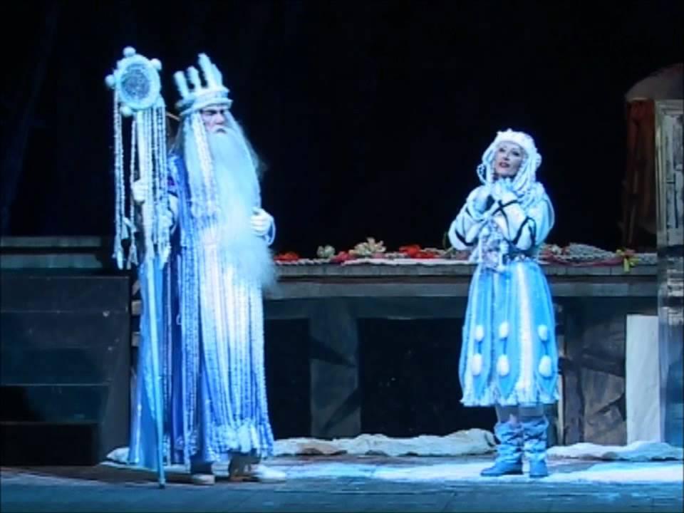 снегурочка римский корсаков картинки его возведению
