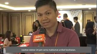 Sidang Kemuncak Anugerah ASEAN Rice Bowl StartUp 2018