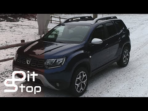Dacia Duster 1.5 dCi 2WD Review