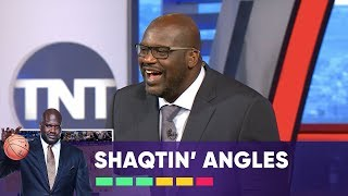 Behind the Scenes of Shaqtin