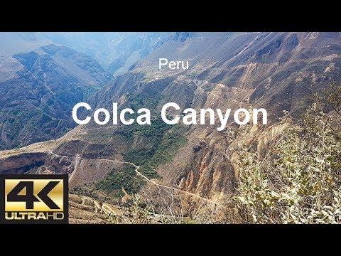 Peru  - Colca Canyon - 2018 - Drone 4K