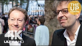 Bae of thees premiere: Screenwriter Simon Beaufoy and producer Christian Colson interview