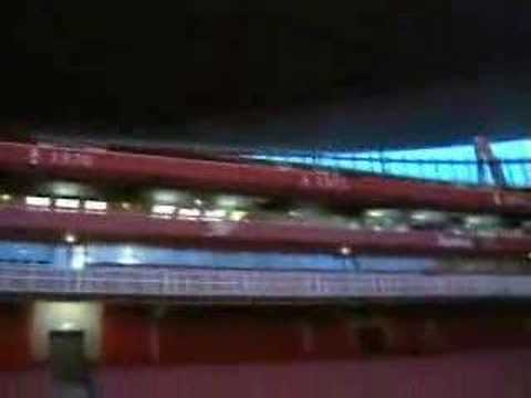 Emirates Arsenal Stadium Tour