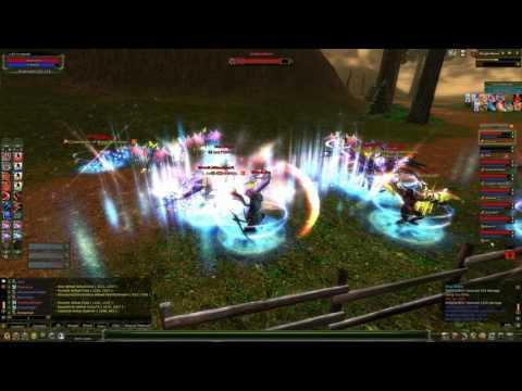 Knight Online Manes ScreameR BloodLine PK