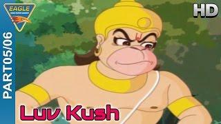 Luv Kush Hindi Movie HD Part 05/06 || Animation Movie, Kids Movie, || Eagle Hindi Movies