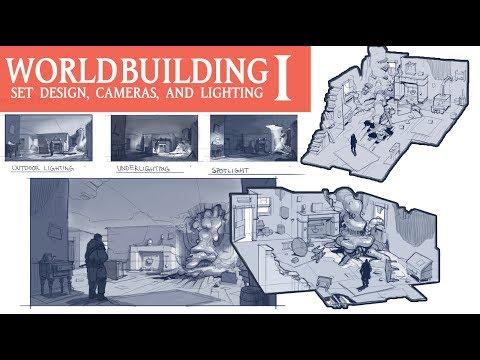 WORLD BUILDING I: Set Design, Camera Mechanics, and Lighting