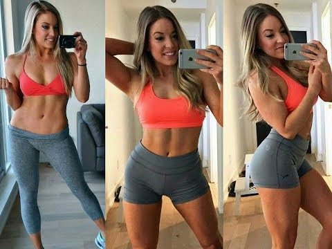 Beautiful Strong Female Fitness & Calisthenics Katie Crewe  workout routines for weight loss