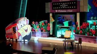 Kembali ke Sekolah - Yamaha Electone Festival 2014 - Vanessa Mellie