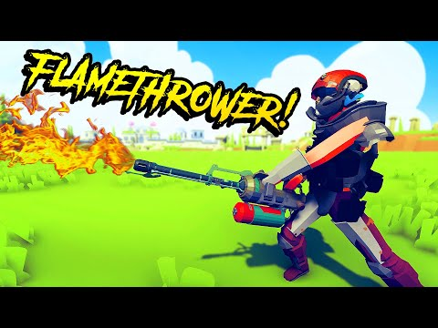 tabs-|-the-modern-faction-has-a-flamethrower-and-it's-epic!---totally-accurate-battle-simulator