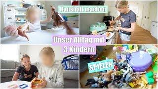 Unser Familien Leben nach der Arbeit | Kinderzimmer Chaos | Isabeau