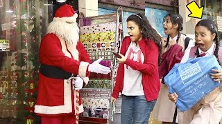 Scary Santa Claus Prank | Christmas Special | B...