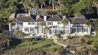 Tiger's Ex-Wife Buys Then Destroys Mega Mansion