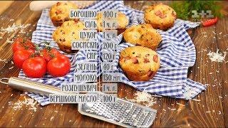 Супершвидкі булочки - рецепти Сенічкіна