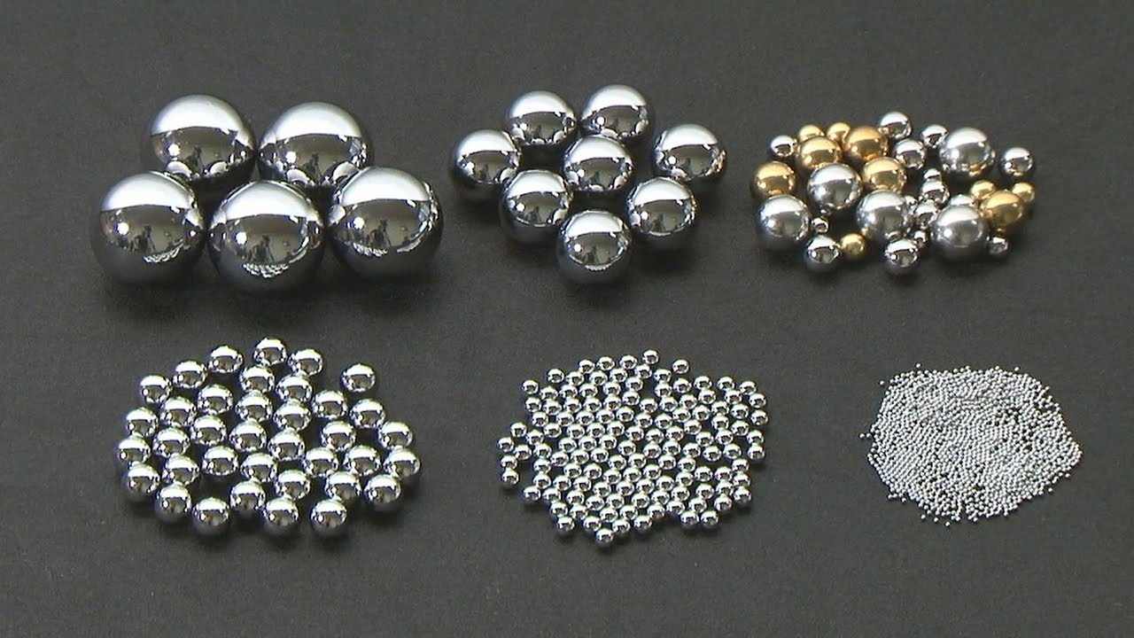 Important Things About Stainless Steel Balls For Sale