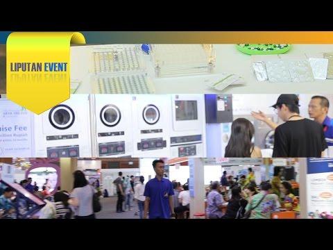 LIPUTAN EVENT - CPhI South East Asia, Expo Clean & Laundry, Astindo Fair 2017