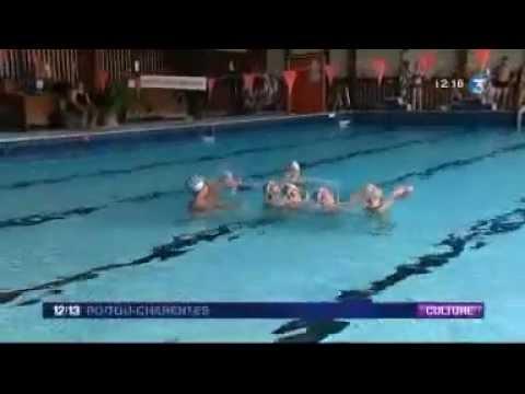 La piscine du th tre en bassin poitiers youtube for Piscine a poitiers