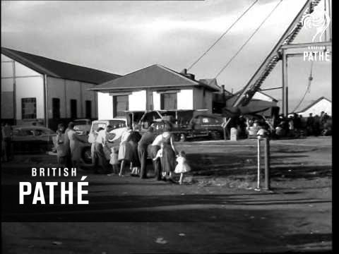 South African Mining Disaster (1960)
