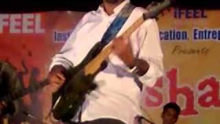 Moksh rock band at aashayein jame raho