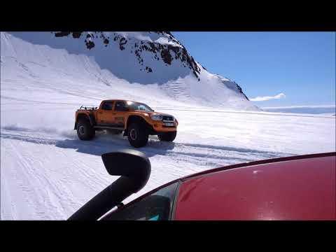 Arctic Trucks Experiences Glacier Adventure