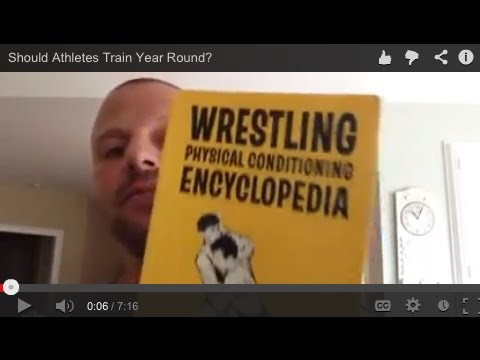 Wrestling Physical Conditioning Encyclopedia Pdf
